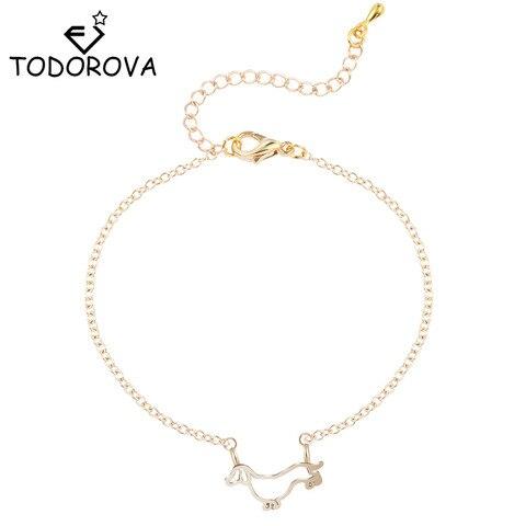 Todorova этнические милые ювелирные изделия из металлического