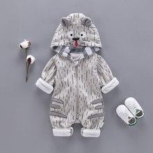 เด็กทารก 1st วันเกิดชุด overalls jumpsuit สำหรับฤดูใบไม้ผลิทารกแรกเกิดสวมใส่เสื้อผ้าแขนยาวเสื้อผ้าชุด