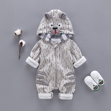 Baby boy 1st birthday outfits overalls jumpsuit for spring newborn baby wear clothes rompers long sleeve outerwear clothing sets