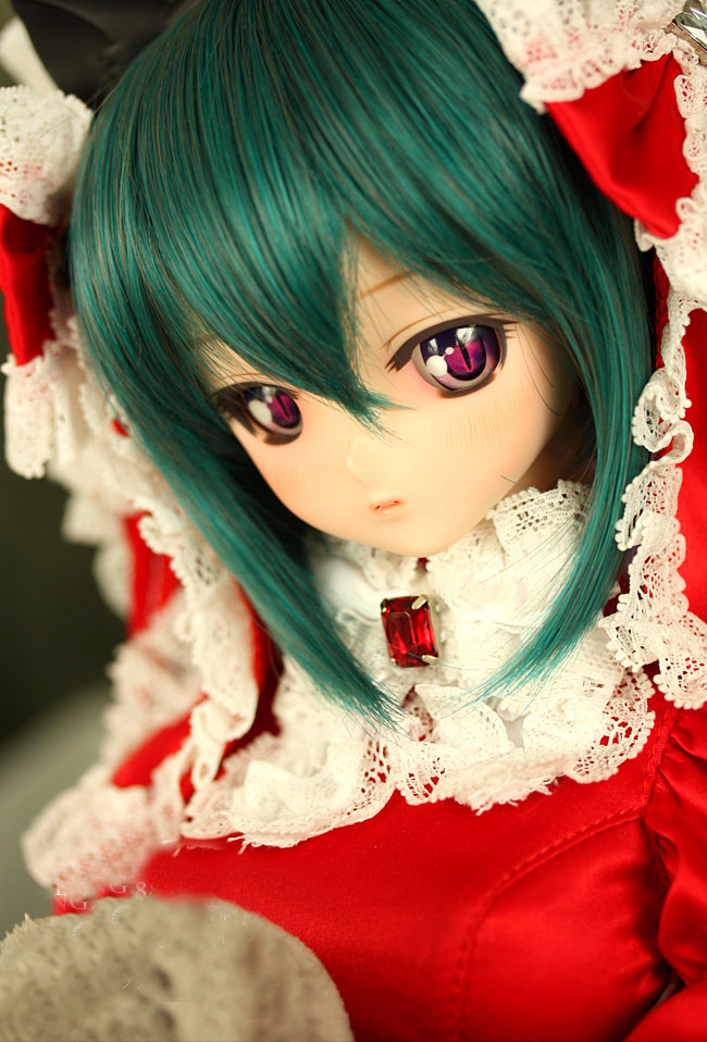Image 2 - HeHeBJD 1/3 scale girl Hibiki tall attractive body popular bjd resin dolls  free eyesDolls   -