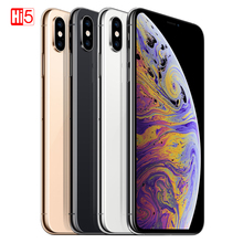 Get more info on the Original Apple iPhone XS Max 64gb/256gb Face ID 6.5 inch OLED Big Screen 4G Lte Apple Hexa Core Dual 12MP iOS12 Smart Phone