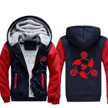 6 colors / Fantastic luminous Naruto's leaf symbol women hoodie / jacket