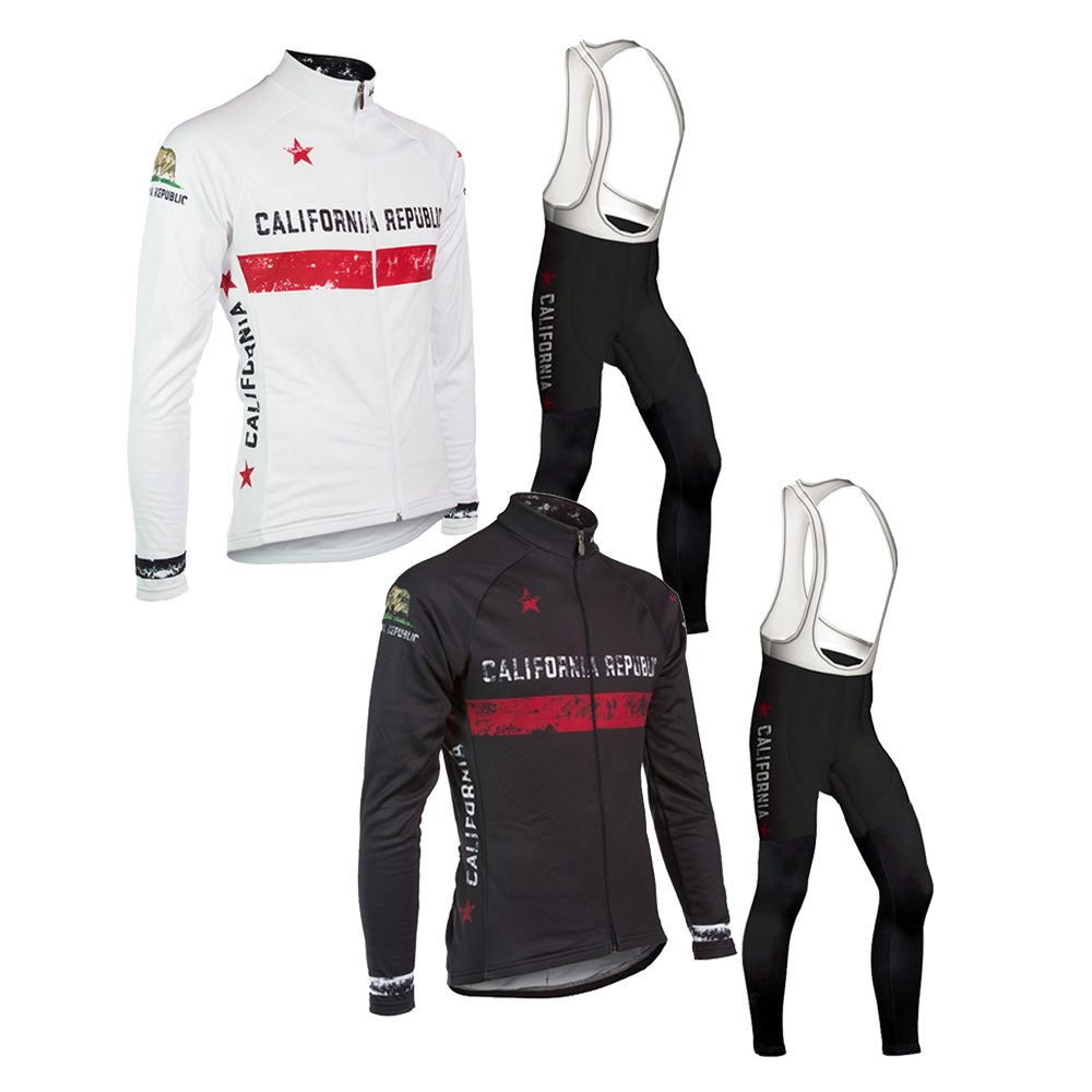Detail Feedback Questions about 2018 cycling jersey men Long sleeves set team  bike wear bib trousers GEL Pad winter wool jersey or no wool cycling  clothing ... 4a3cefa8f