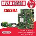 Для ASUS N76VJ N76VM N76VZ N76V N76VB REV: 2.2 Ноутбук Материнская Плата 2 Г полностью протестированных и рабочей идеально ноутбук  материнские платы
