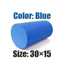 High Density Floating Point Fitness EVA Yoga Foam Roller for Physio Massage Pilates Tight Muscles Gym Exercises Yoga Blocks