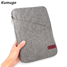 купить For Huawei Mediapad T3 10 Shockproof Tablet Sleeve Pouch Bag for Huawei MediaPad T3 AGS-L09 AGS-L03 9.6 inch Tablet Cover Case дешево