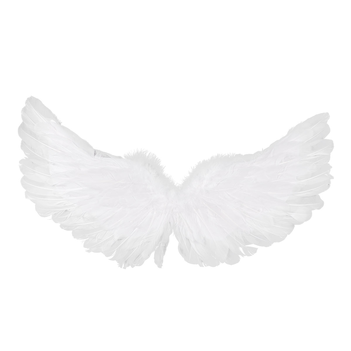 White Black Feather Fairy Angel Wings Cupid Cosplay Party Fancy Dress Up Costume