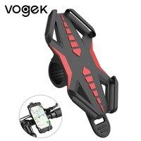 Vogek Bike Bicycle Phone Holder Motorcycle Handlebar Mount Bracket GPS Phone Stand For IPhone Samsung Xiaomi