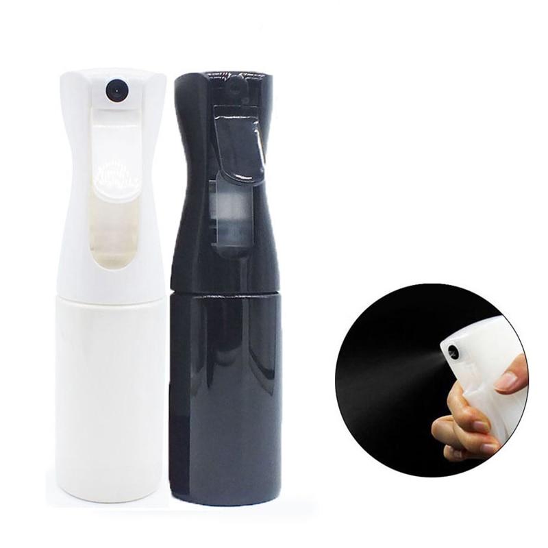 160ML/300ML Salon Water Spray Bottle Hair Beauty Hairdressing Fine Mist Water Spray Bottles DIY Salon Barber Tools