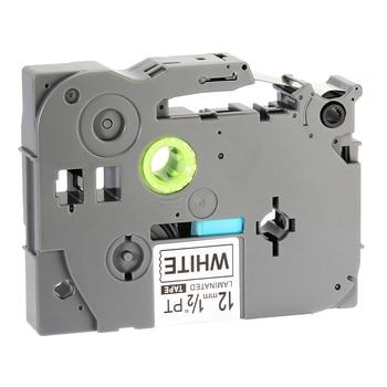 et lae300 projector lamp for panasonic pt ew540 pt ew640 pt ew730z pt ew730zl pt ex510 ex610 ex800z ex800zl ez580 ez770z ez770zl 1PK Black on White Label Tape 12mm, Tze 231 P Touch Tape Compatible for Brother PT-D200 PT-D210 PT-H100 PT-H110 PTD400AD PT-1290