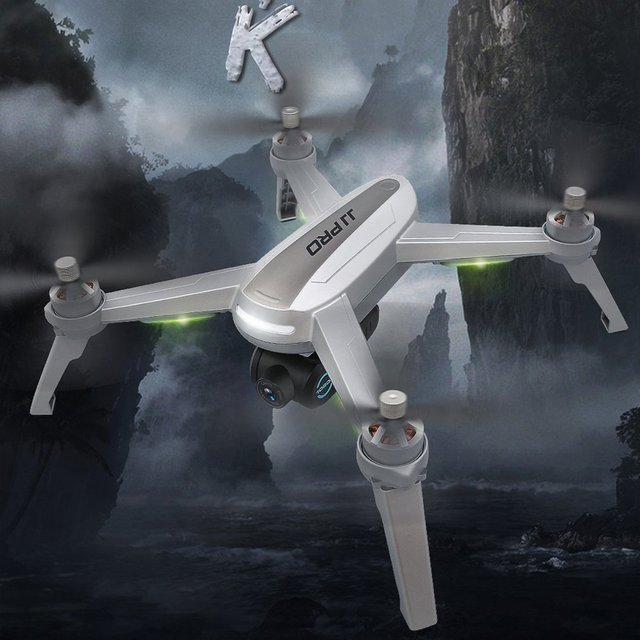 JJPRO X5 X3 RC drone with1080P HD 5G WIFI 2.4G GPS Positioning Adjustable Camera FPV Drone Brushless Quadcopter One Key Return
