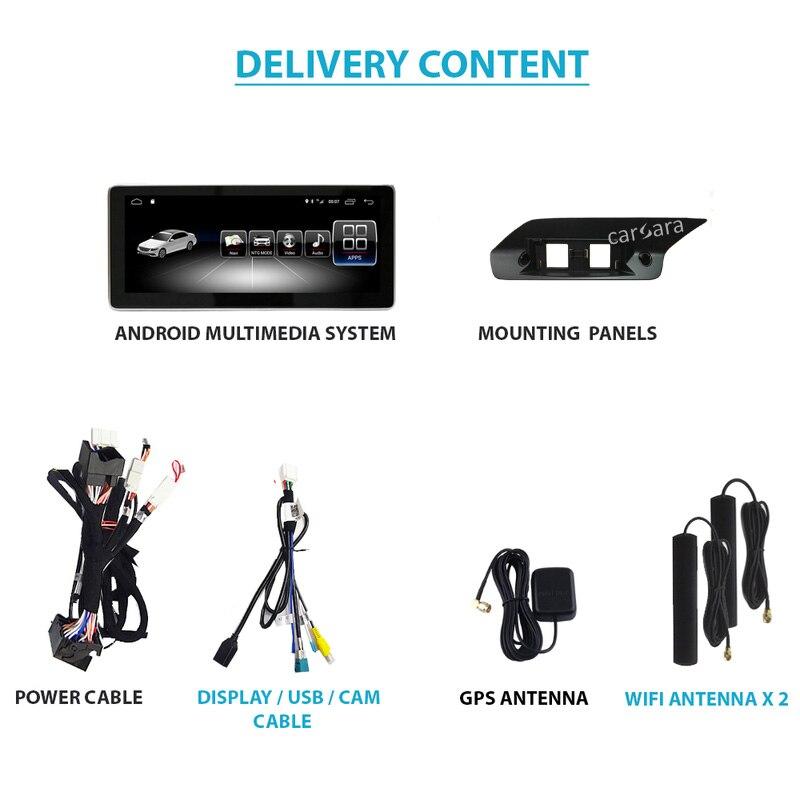 RHD 10-12 accessories