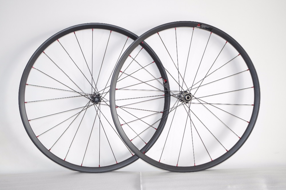 DEERACE 1220G SUPER LIGHT 28/28H 29ER MTB CARBON HOOKLESS CLINCHER TUBELESS WHEELS, 29INCH XC, NOVATEC D411SB/D412SB