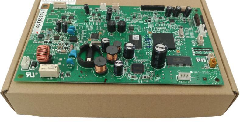 New FORMATTER PCA ASSY Formatter Board logic Main Board MainBoard For Canon JX200 JX201 JX 200 201 QM3-2033 QM3-2033-000 шабалов д метро 2033 право на жизнь