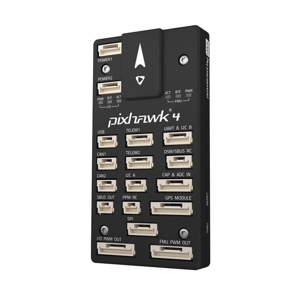 Oyuncaklar ve Hobi Ürünleri'ten Parçalar ve Aksesuarlar'de HolyBro Pixhawk 4 Otopilot uçuş kontrolörü ve M8N GPS Modülü Combo'da  Grup 2