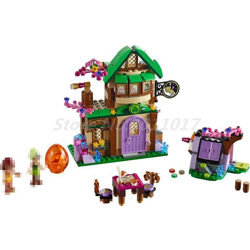 348Pcs BELA 10502 Friend Elves The Starlight Inn Kits Minis Bricks 41174 Building Blocks Model Sets Girl Toys For Children Gifts caso e9 silver яйцеварка