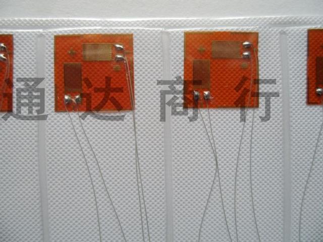 204 foil resistance strain gauge strain gauge rosette BX120-3BA foil type resistance strain gauge strain gauge concrete strain gauge bx120 20aa