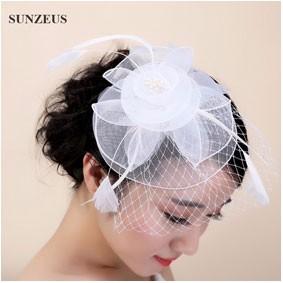 bridal hats i