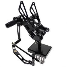 Motorcycle Footrest YAMAHA Rearset YZF-R6 2009 2008 2007