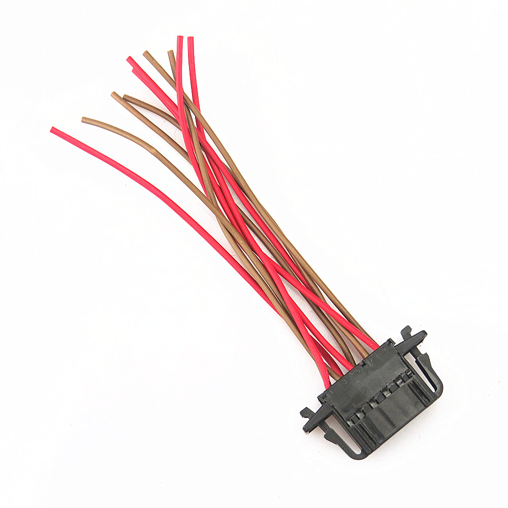 medium resolution of scjyrxs 10 pin car seat adjust switch plug wiring harness for a3 a4 a6 tt golf 5 6 passat b6 octavia exeo 1j0 972 725 1j0972725 in cables