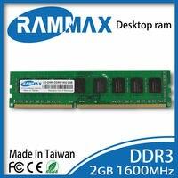 Desktop DDR3 Ram 2GB 4GB 8GB Memory LO DIMM1600Mhz PC3 12800 Non ECC 240pin CL11 High