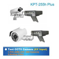 Kpt 255h plus kpt 255 + sat finder hd Тест cctv камера ЖК кнопка подсветки 4,3 дюйма DVB S/S2 сигнал с av usb hd mi выход