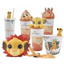 New Arrival król lew rysunek Cap Cup zabawki Anime film król lew Simba Popcorn baryłkę zabawki prezentowe dla dzieci Funs Kids tanie tanio Disney Model Unisex Jeden rozmiar the lion king toy free size Zapas rzeczy Wyroby gotowe 1 60 Pierwsze wydanie 5-7 lat 8-11 lat