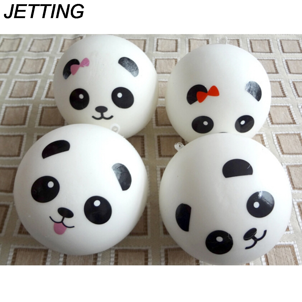Luggage & Bags Capable 7cm Key/bag Strap Pendant Squishes Bag Accessories Jumbo Panda Squishy Charms Kawaii Buns Bread Cell Phone Yet Not Vulgar