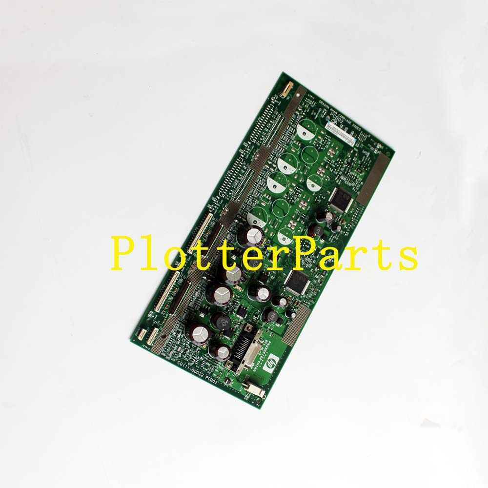 CQ101-67011 Carriage PCA board for HP DesignJet T7100 plotter parts Original new image