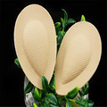 6 Pairs/ lot  High Heel Insole Feet Message Cushion Cozy Sole Insoles High Heels Shoe Pads Forefoot Care AIS627A-6