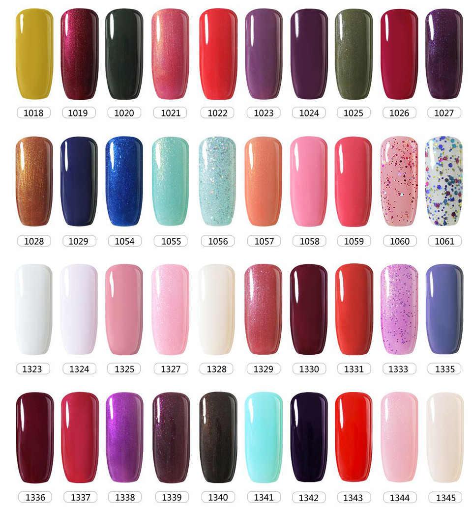 Uv Gel Nail Polish Set - different nail designs