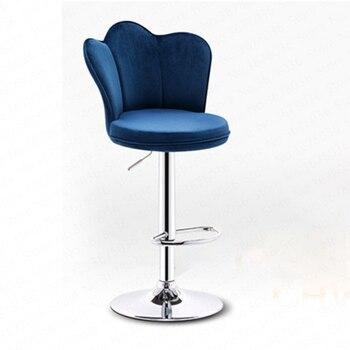 New bar stool lift chair high stool bar table and chairs home bar stool modern minimalist bar chair front desk chair