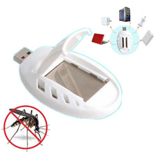 Heater Mosquito-Repellent Electric Pest Portable Home USB for Travel Fly