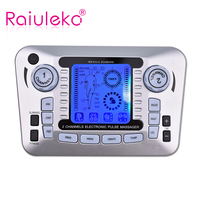 Electric Body Massager Slimming Tens Acupuncture Therapy Massage Electronic Pulse Neck Back Foot Pain Relief Patches Slim