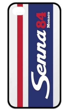 Ayrton Senna Estrela 84 Da Tampa Do Caso para o iphone 4 4S 5 5S 5C SE 6 6 S 7 Plus Samsung Galaxy S3 S4 S5 S6 S7 S8 Mais Borda A3 A5 A7