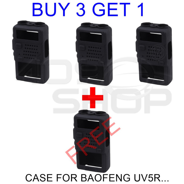 [Buy 3 Get 1 Free] SC41 SOFT CASE FOR BAOFENG WACCOM UV5R UV-5R UV-5RA UV-5RB series