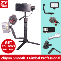 Zhi Yun Zhiyun Smooth 3 Smooth III 3 Axis Handheld Smartphone Gimbal Stabilizer For IPhone X