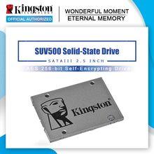 Kingston – disque dur interne ssd, sata 3, 240 go, 120 go, 480 go, 2.5 go, UV500, pour ordinateur portable