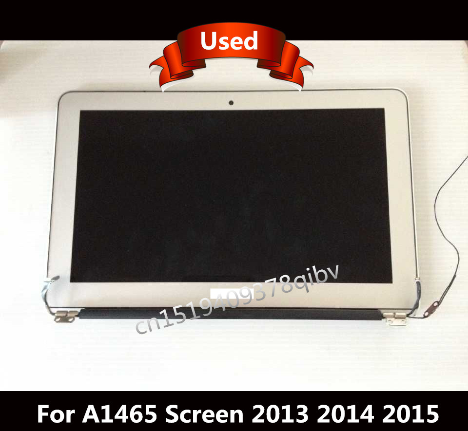 Tested Laptop screen For Macbook Air 11 A1465 LCD LED Screen Assembly 2013 2014 2015 100% Working original a1706 a1708 lcd back cover for macbook pro13 2016 a1706 a1708 laptop replacement