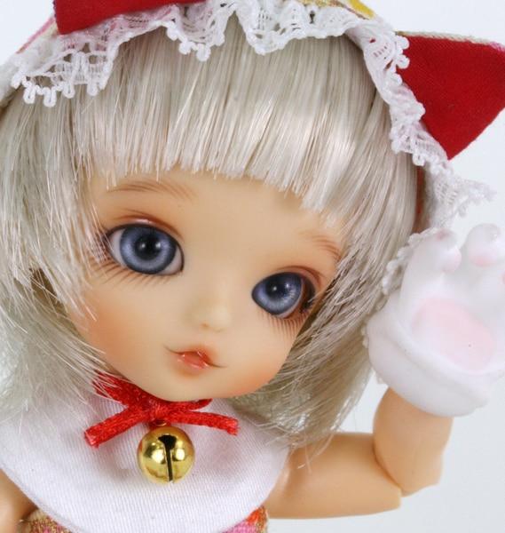Free shipping 1 8 bjd doll laches