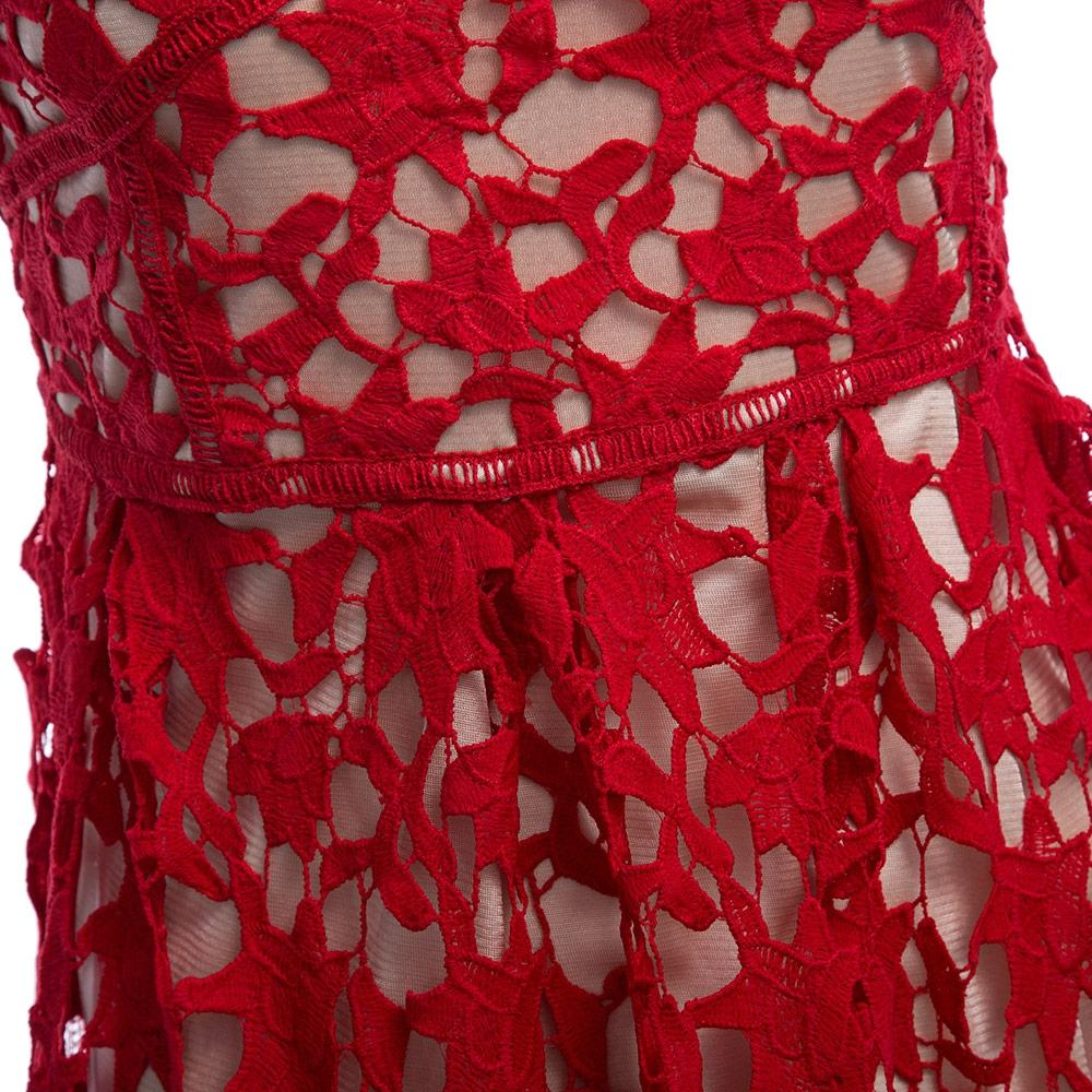 VESTLINDA Spaghetti Strap Backless Hollow Out Crochet Lace Dress Women Vestidos Mujer Robe Femme 2017 Summer Sexy Maxi Dress 11