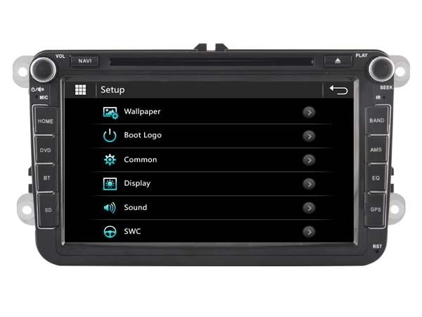 RNS 510 RNS510 RCD510 RCD 510 For VW wv Volkswagen Skoda Seat Car Radio  Stereo DVD GPS Sat Navi Navigation Multimedia System
