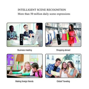 Image 5 - Kebidumei t8 tradutor de voz inteligente portátil versão de atualização para a aprendizagem de viagens reunião de negócios foto tradutor de linguagem
