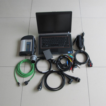 mb sd connect c4 mb star diagnosis 4 with ssd 2020.03 newest software with laptop e6420 (i5 4g) ready to use