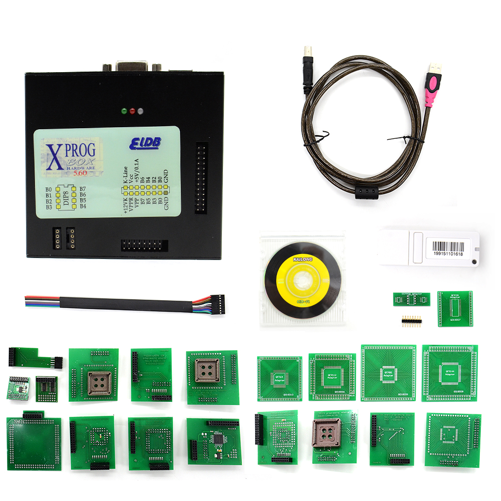2020 <font><b>Xprog</b></font> V5.7 X-PROG Box ECU <font><b>Programmer</b></font> OBD2 auto diagnostic tool <font><b>XPROG</b></font>-M V5.7.4 best price <font><b>XPROG</b></font> 5.7.4 for car free shipping image