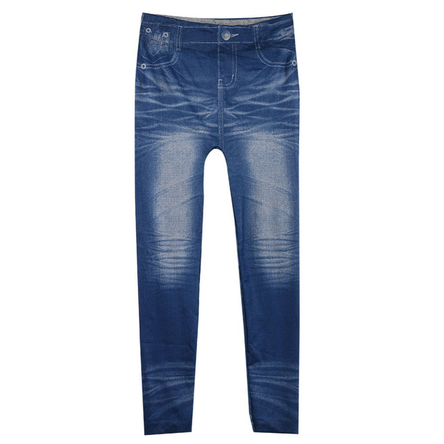 High Waist Stretchy Jeans 4 Colors