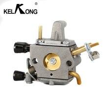 KELKONG New Fuel Oil Carburettor Carb For STIHL FS400 FS450 FS480 SP400 450 Fit Zama C1Q S34H