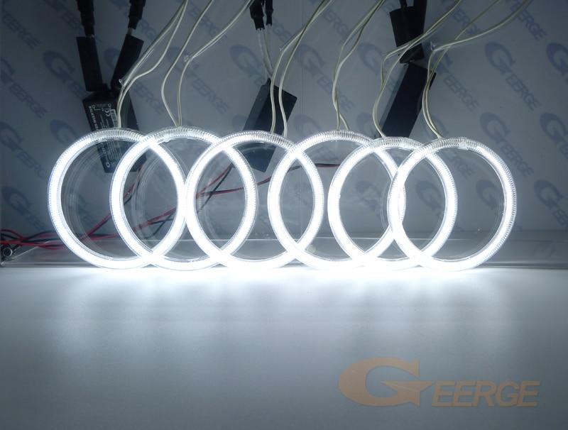 Untuk Mitsubishi Lancer Evo 7 8 9 2002-2007 Mata Malaikat Yang Sangat - Lampu mobil - Foto 6