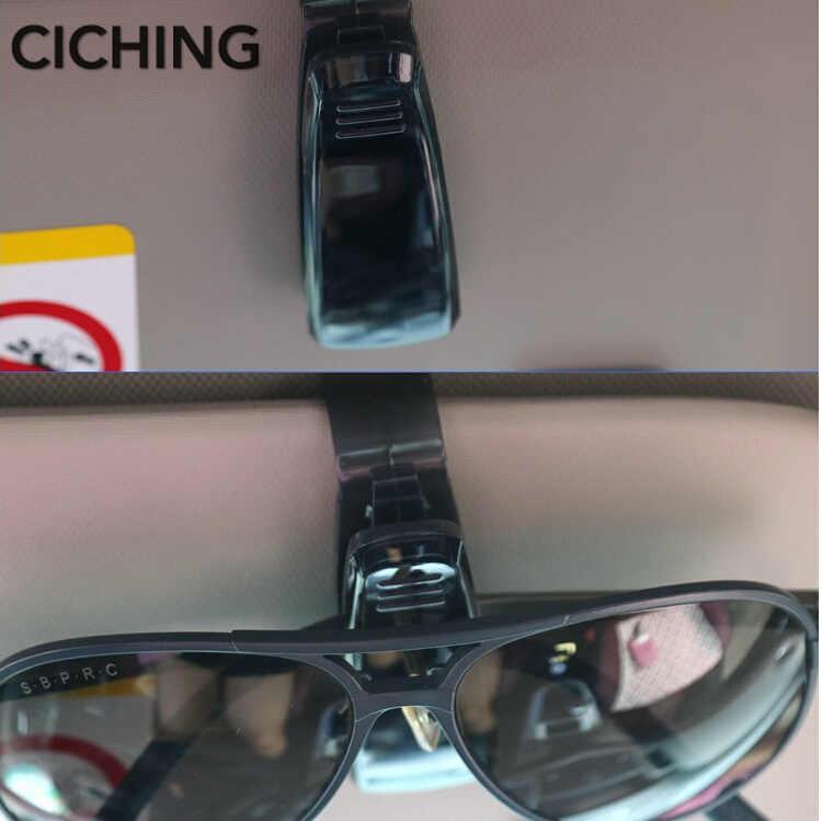 سيارة الشمس قناع نظارات حامل كليب لسيتروين كورولا فيات سيتروين c5 مازدا 6 bmw amg فيات 500 شيفروليه أوبل شارة