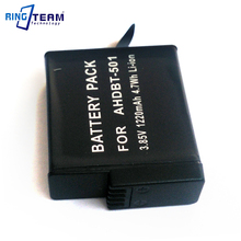 A501 AHDBT501 AHDBT-501 цифровой батарейный блок для экшн-камер GoPro Hero5 Hero 5 H5. .. В наличии